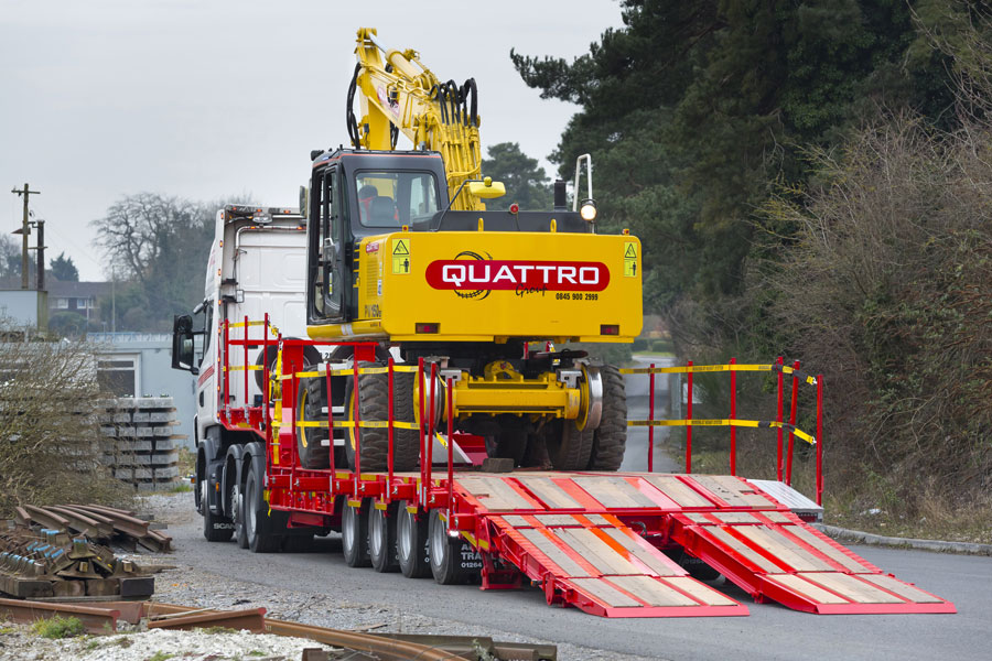 Step Frames « Andover Trailers